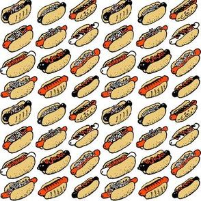 Sausage Pattern