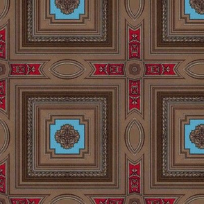 Stable Palace Ceiling Tiles