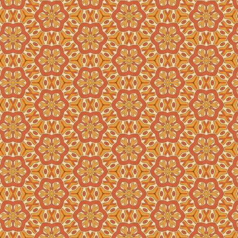 Scandinavian Holiday ~  Annika  fabric by peacoquettedesigns on Spoonflower - custom fabric