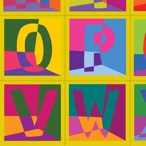 ABeCeDario - lettere
