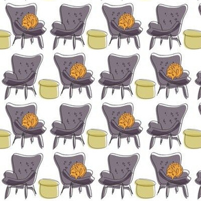 The Marmalade Cat Sleeps