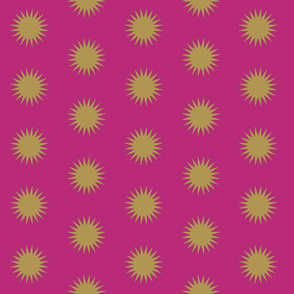 Star Navigation Fuchsia