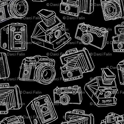 Dad's cameras