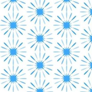 Starburst Large - Blue