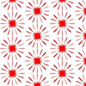 Starburst Large - Red