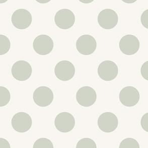 Polka Dot Grey