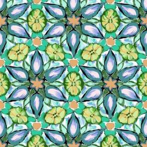 Impressionist Flowers 2