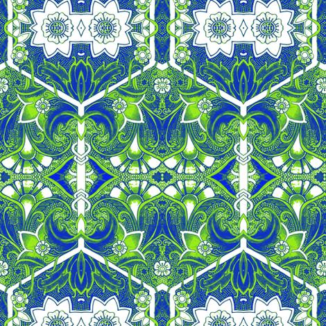 Gardening  fabric by edsel2084 on Spoonflower - custom fabric