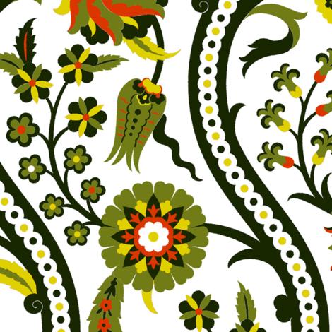 Serpentine 592f fabric by muhlenkott on Spoonflower - custom fabric