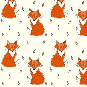 creme fox - elvelyckan
