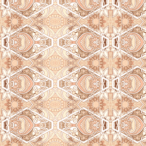 In the Sands fabric by edsel2084 on Spoonflower - custom fabric