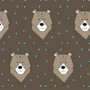 bear brown by elvelyckan