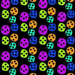 Candy Colored Buttons