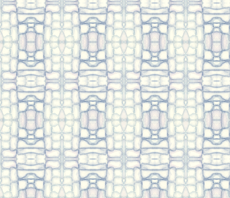 Stone Tower fabric by hummingbird-stitch on Spoonflower - custom fabric