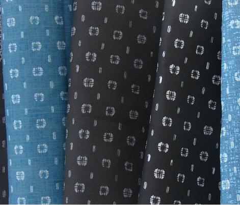 Pods Stripe, black, grey, glitter