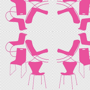 chairspink