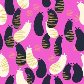 Eggplant by Andrea Lauren