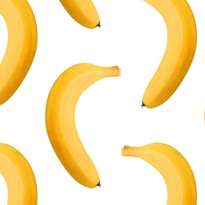 Banana Photo - Huge Repeating Pattern