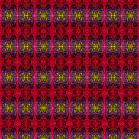 Persian Carpet fabric by eve_catt_art on Spoonflower - custom fabric