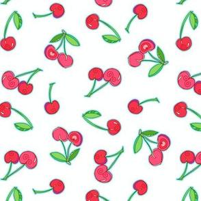 Cherry Cherry - red