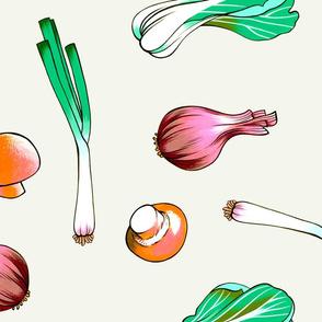 Vegetable Repeat