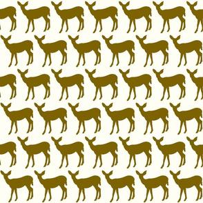 Gold Deer