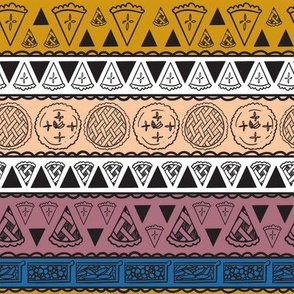 tribal pie multi