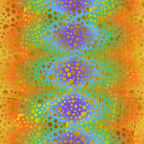 orange_blue_gradient_batik_dots