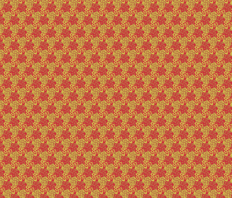 Spilled Orange Juice fabric by craige on Spoonflower - custom fabric
