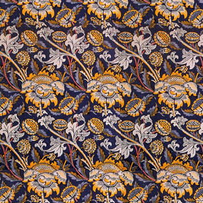 William Morris Wey Pattern