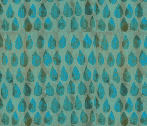 Rainy day fabric by susanna_sinivirta on Spoonflower - custom fabric