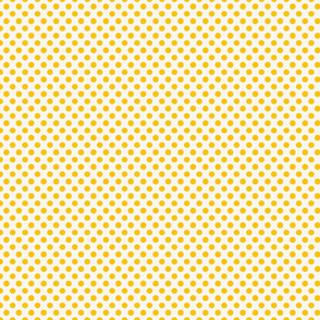 Polka Dot Yellow Small