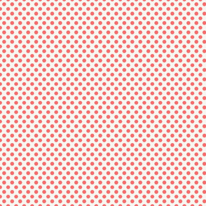 Polka Dot Coral Small