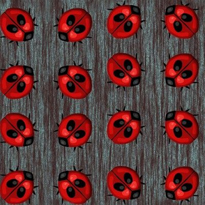 Ladybug Dots