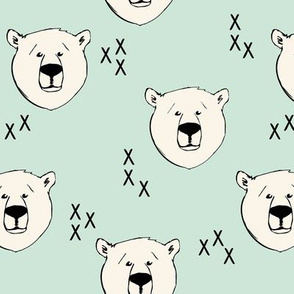 Polar Bear // mint