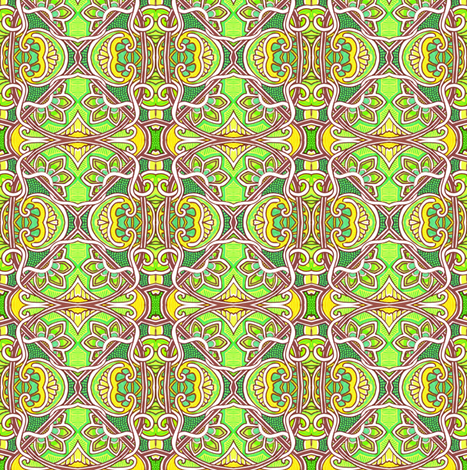 Paddy Party fabric by edsel2084 on Spoonflower - custom fabric