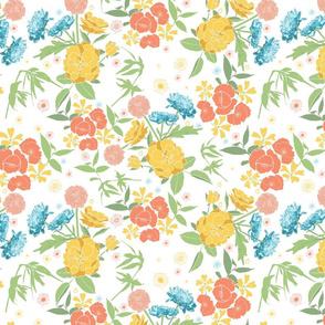 Floral-Spoonflower