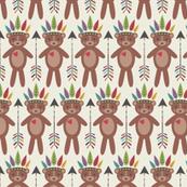 Little Indians-Tribal Bear