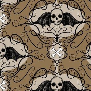 Winged Skulls-fungus