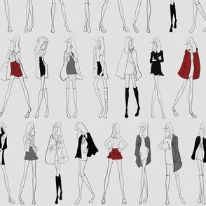 YSL Models