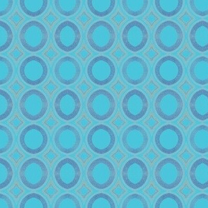 Umbrella-blue-turqouise