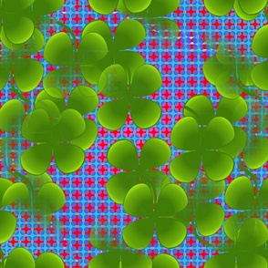 fourleaf_clovers_on_blue_and_red