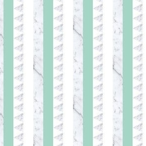 mint and marble