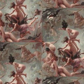 WitchesSabbath_Falero_Faust_1878