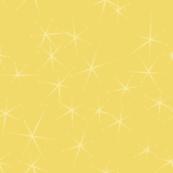 Chrome Crush Stars - Yellow