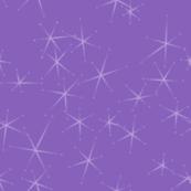 Chrome Crush Stars - Purple