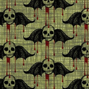 Bleeding Skulls - moss