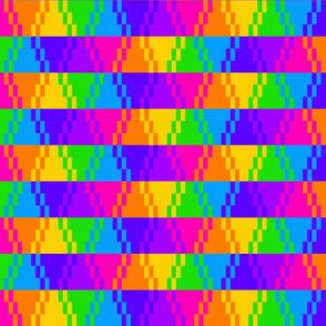 Rainbow Triangles 1