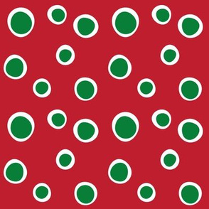 Christmas Dots