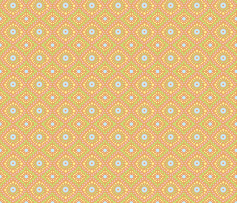 Brown Fields for Tennis Mates fabric by helenpdesigns on Spoonflower - custom fabric